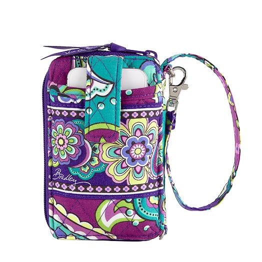 Carry It All Wristlet in Heather