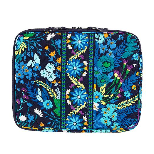 Laptop Sleeve in Midnight Blues