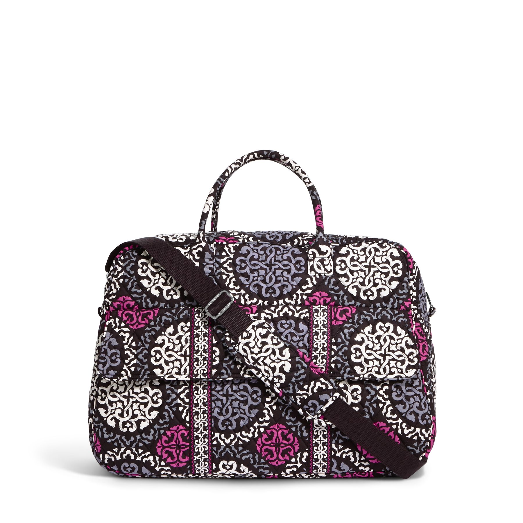 Vera Bradley Grand Traveler Travel Bag EBay