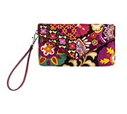 Envelope Wallet in Suzani