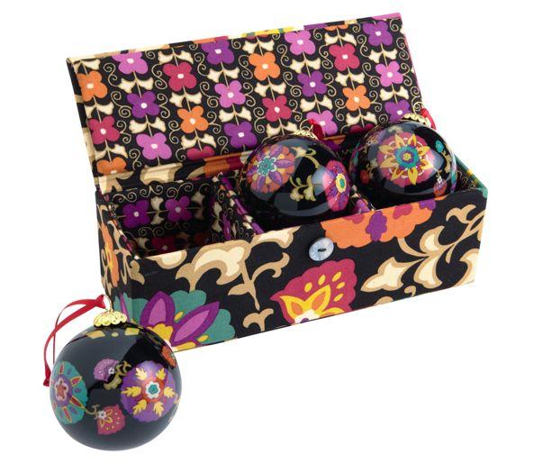 Suzani Ornament Set