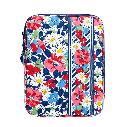 Tablet Sleeve in Summer Cottage