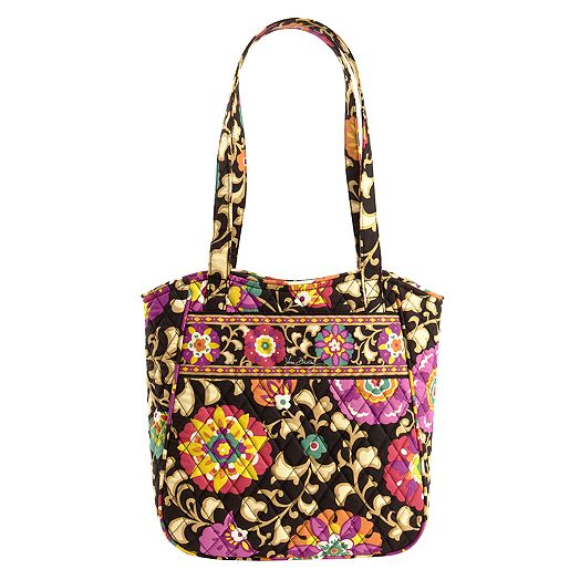 Holiday Tote in Suzani