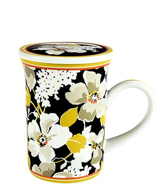 Porcelain Mug with Cover
