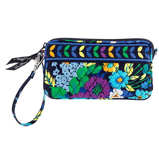 Wristlet in Midnight Blues