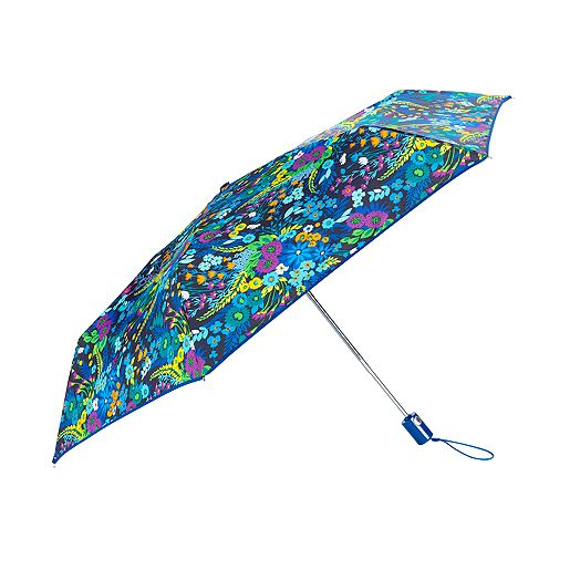 Umbrella in Midnight Blues