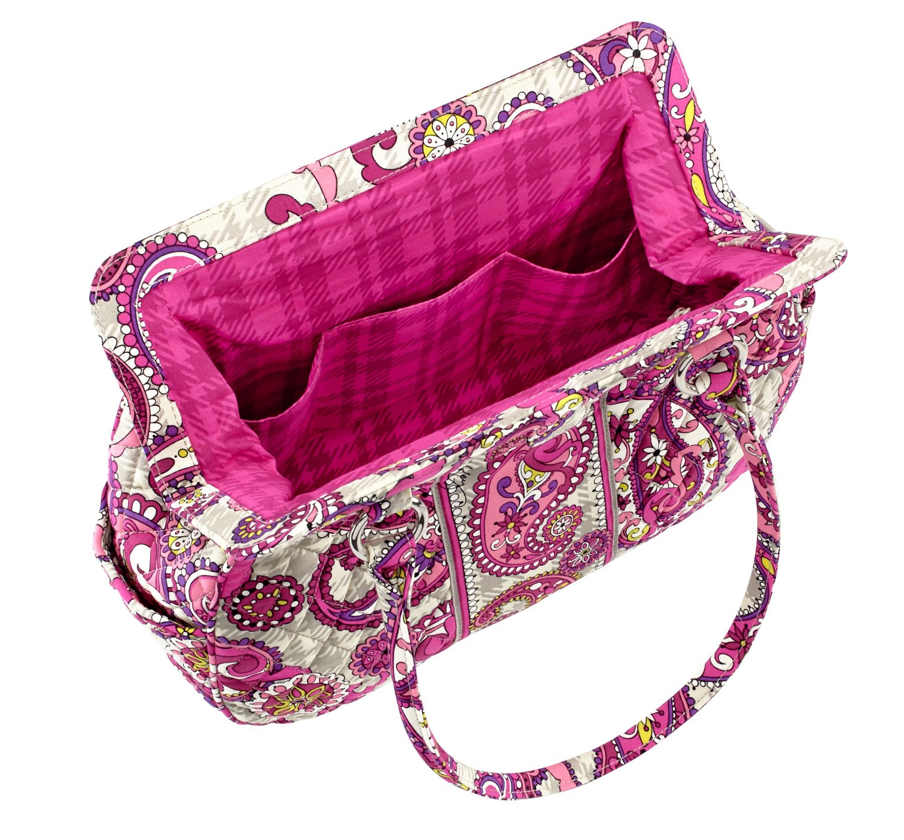Vera Bradley Frame Bag Satchel