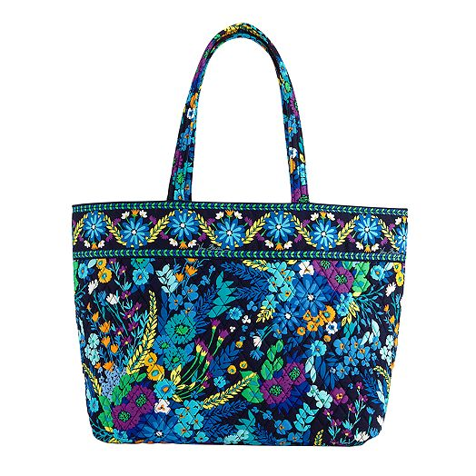 Grand Tote in Midnight Blues