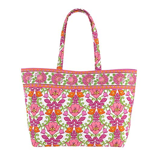 Grand Tote in Lilli Bell