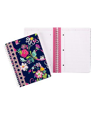 Mini Notebook with Pocket
