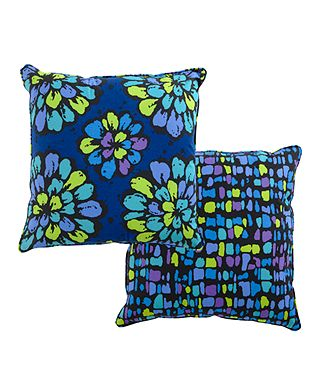 Reversible Toss Pillow