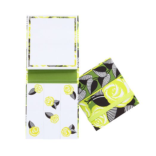 Pocket Stickies in La Neon Rose