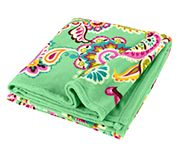 Throw Blanket in Tutti Frutti