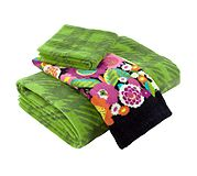 Towel Set in Va Va Bloom