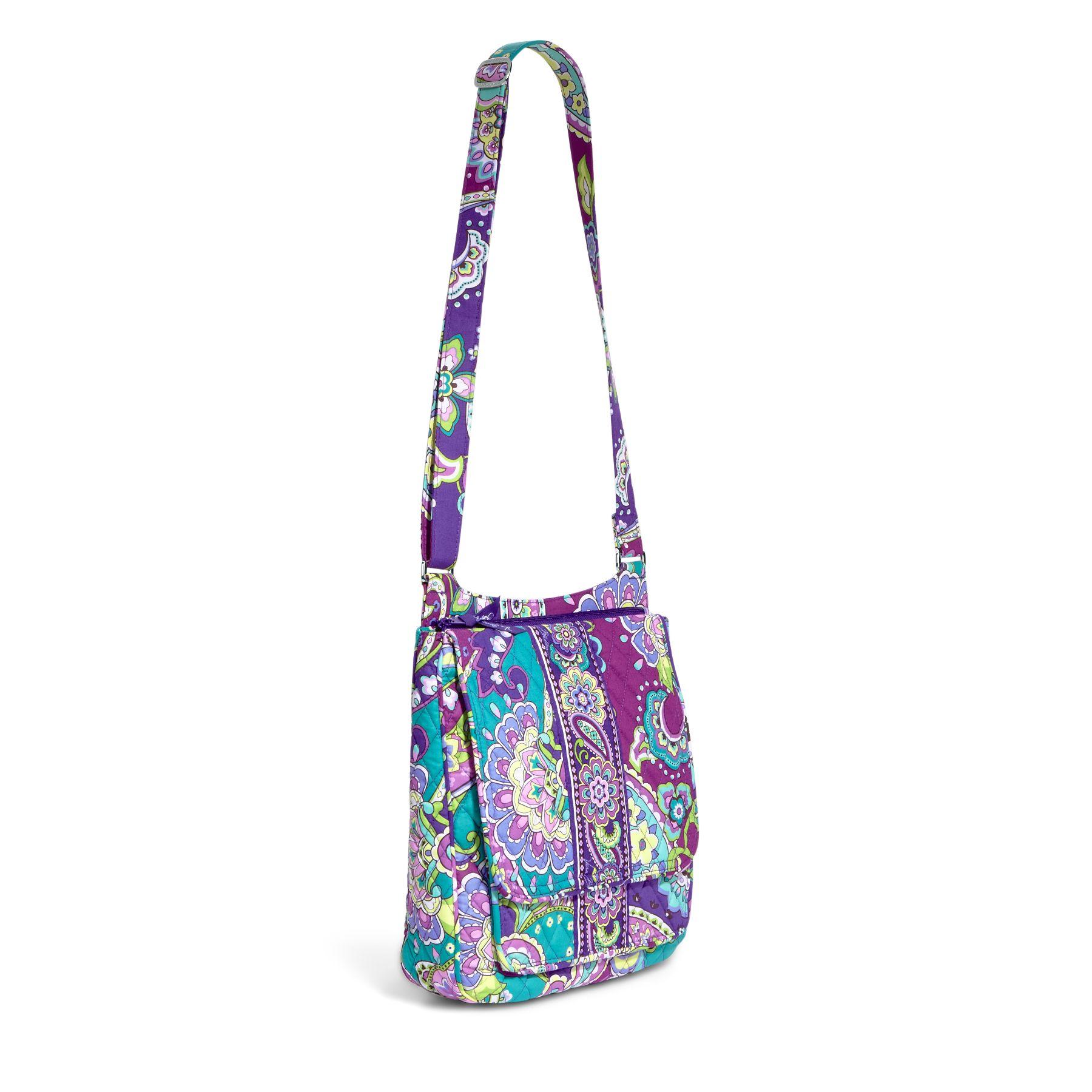 Vera-Bradley-Mailbag-Crossbody-Bag thumbnail 6