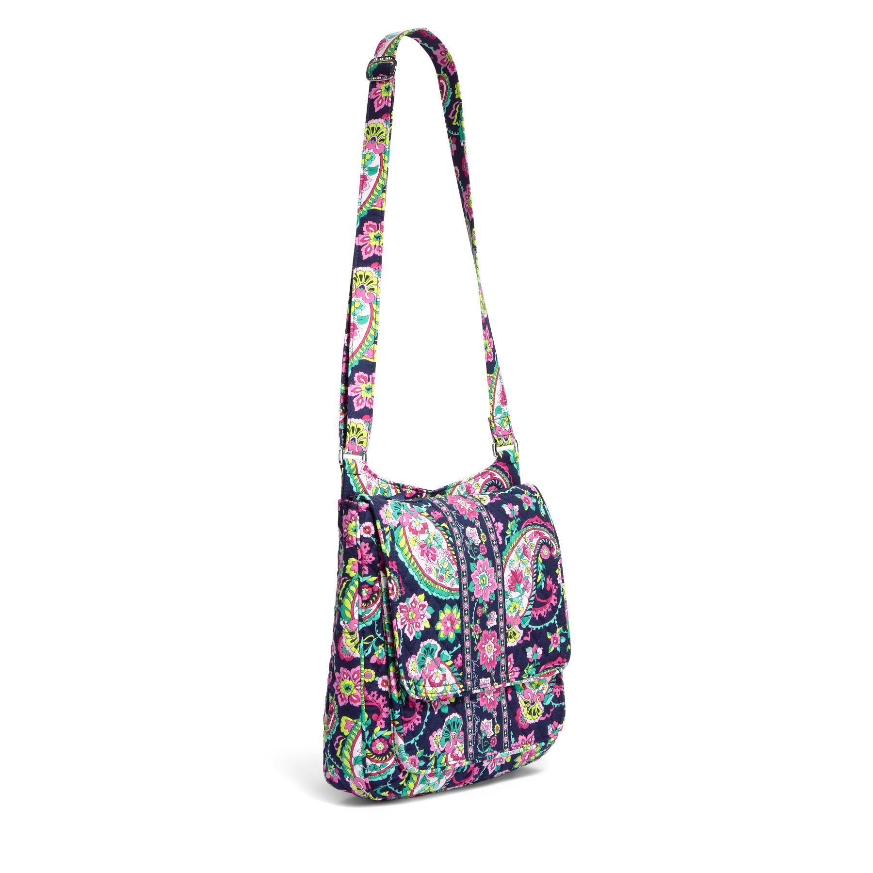 Vera-Bradley-Mailbag-Crossbody-Bag thumbnail 10