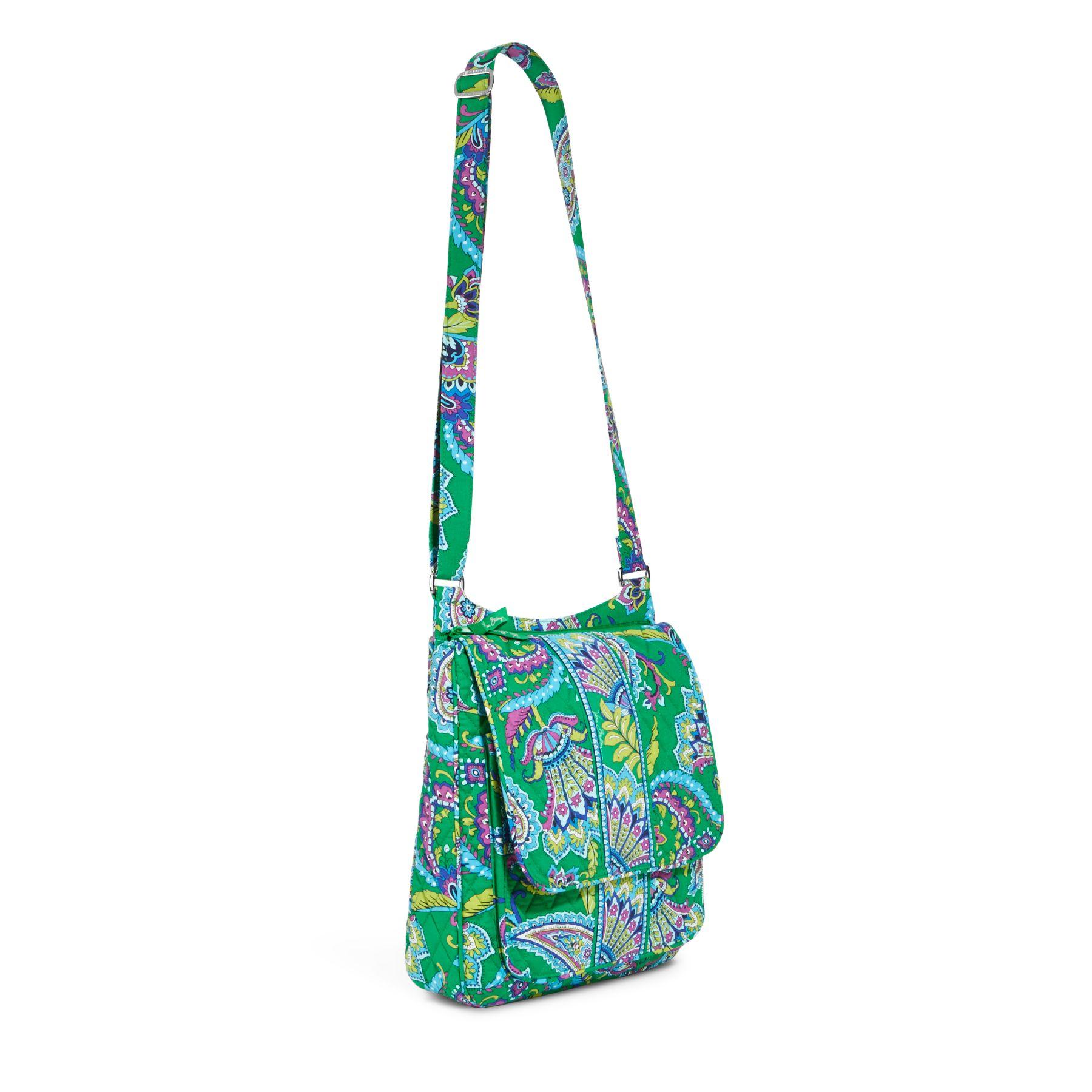 Vera-Bradley-Mailbag-Crossbody-Bag thumbnail 4