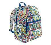 Campus Backpack in Marina Paisley