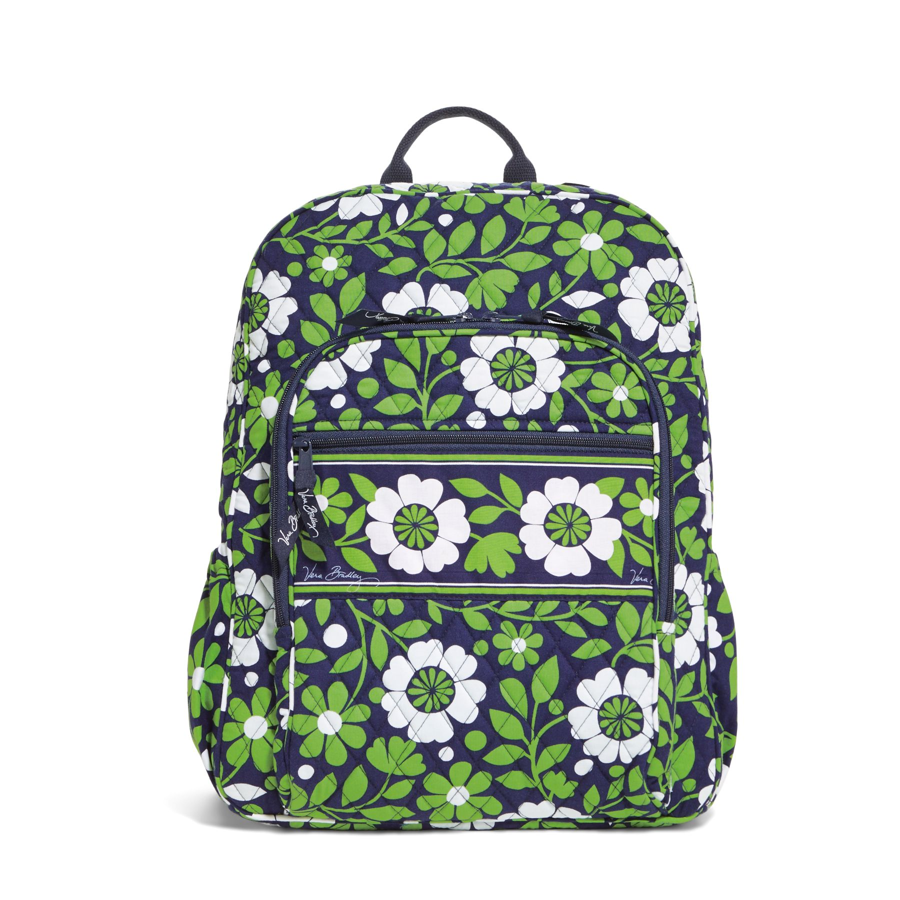 vera bradley campus backpack ebay. Black Bedroom Furniture Sets. Home Design Ideas