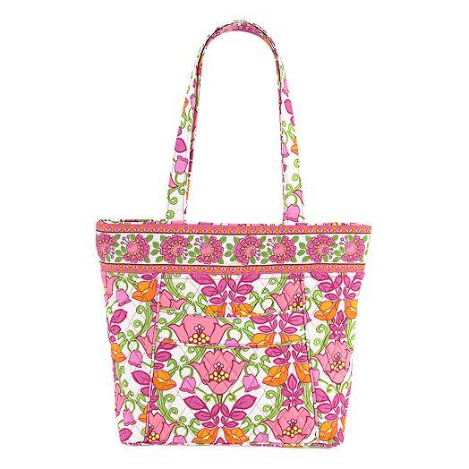 Three-O Tote in Lilli Bell