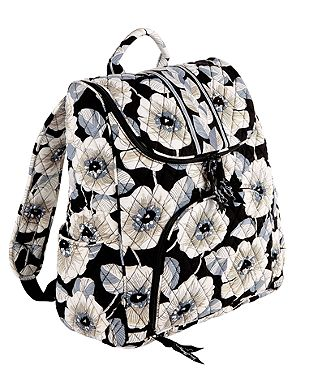 Double Zip Backpack