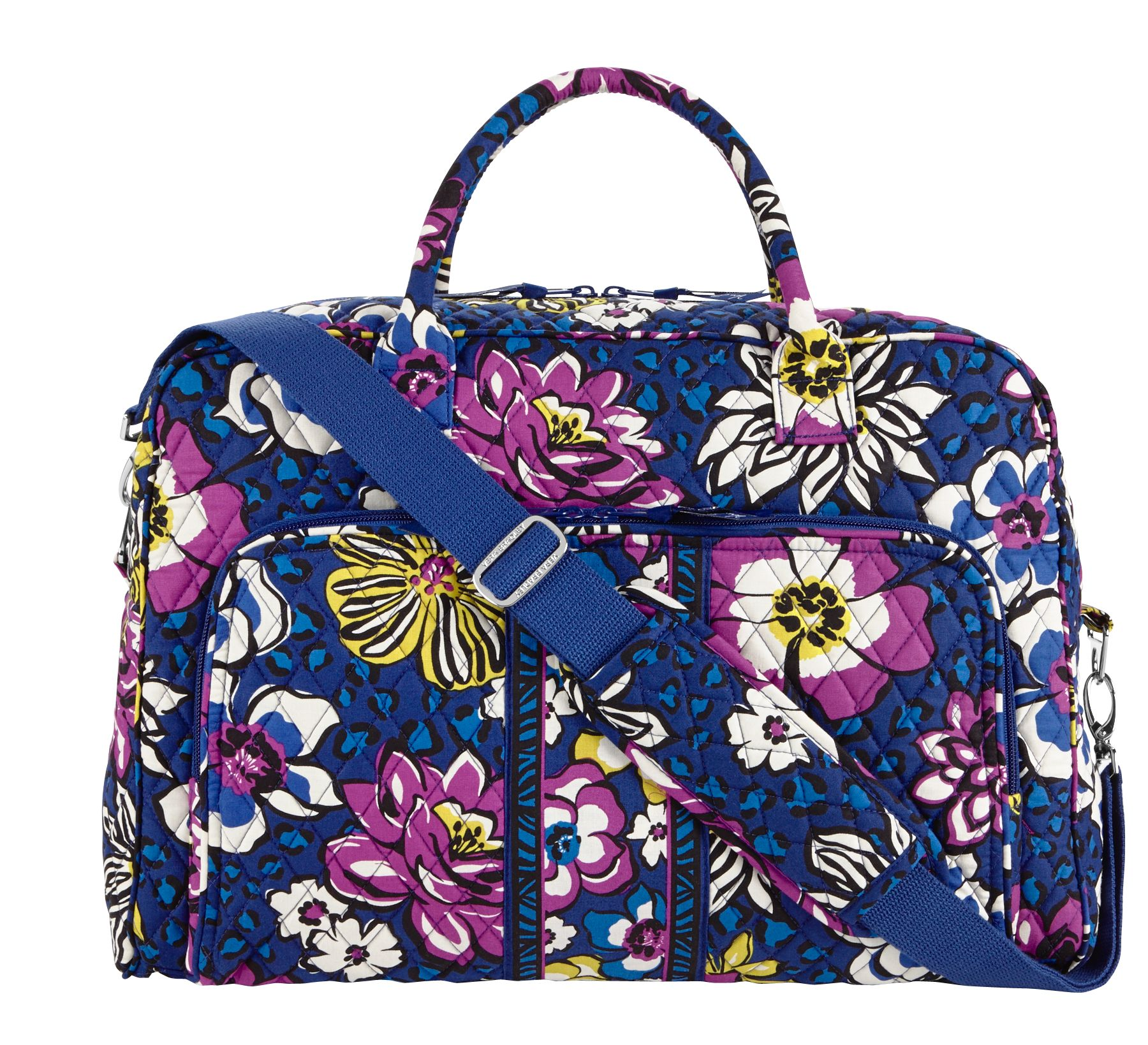 Vera Bradley Vera Bradley was founded in by two neighbors, Barbara Baekgaard and Patricia Miller, set out to change the travel bag industry by creating and .