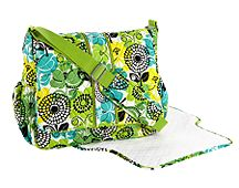 Messenger Baby Bag