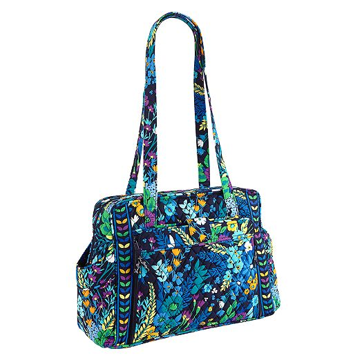 Make a Change Baby Bag in Midnight Blues