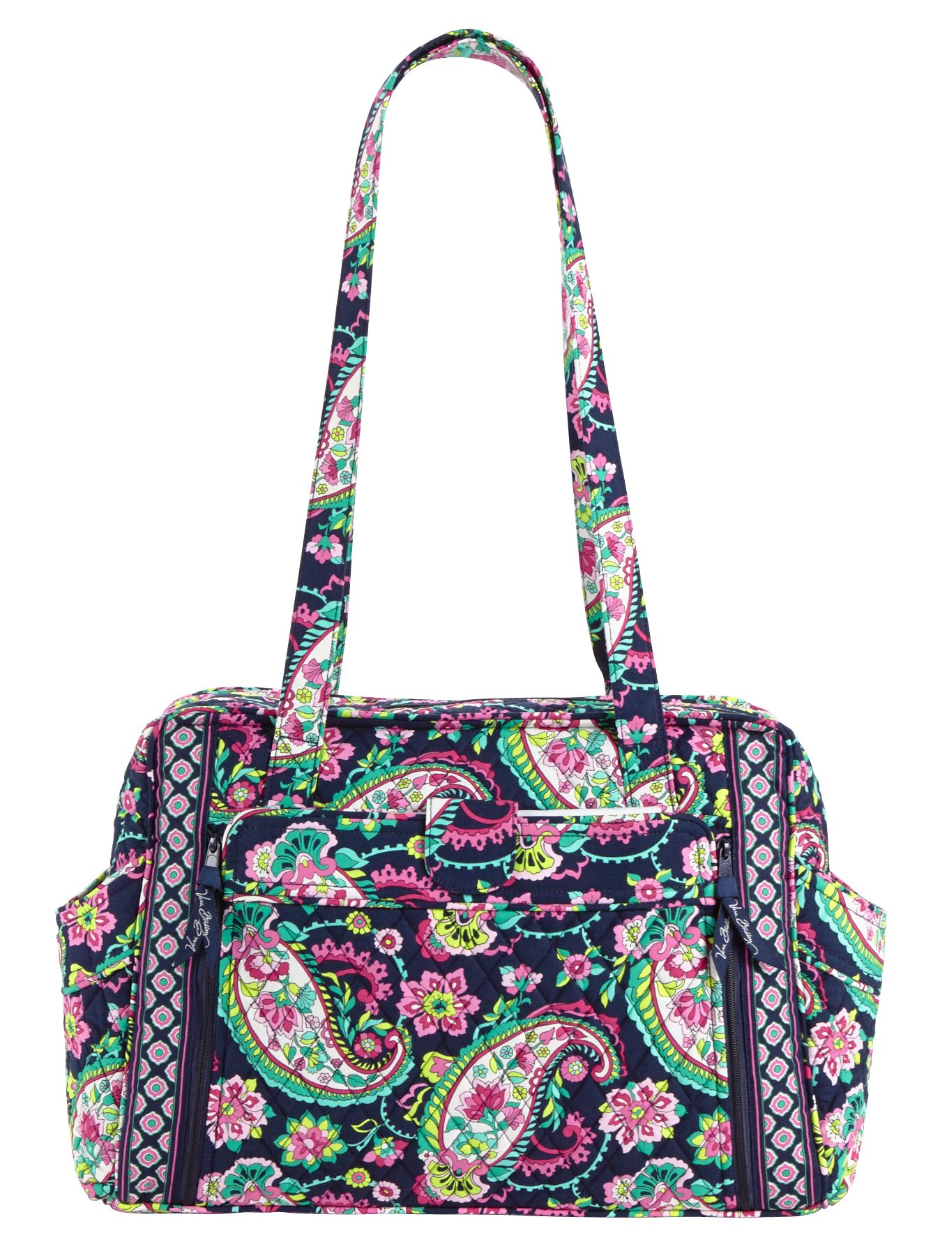 vera bradley make a change baby bag ebay. Black Bedroom Furniture Sets. Home Design Ideas