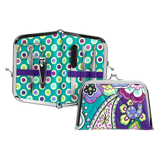 Kisslock Manicure Set in Heather