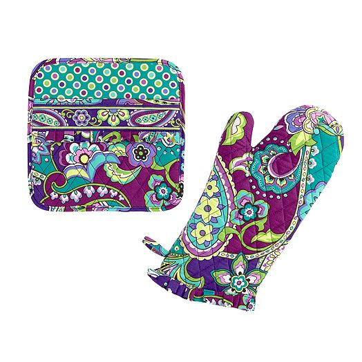 What's Cookin' Potholder Set in Heather