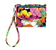 Super Smart Wristlet in Va Va Bloom