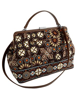 Barbara Frame Bag