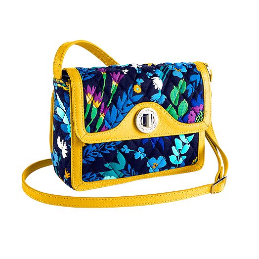 Patricia Crossbody in Midnight Blues