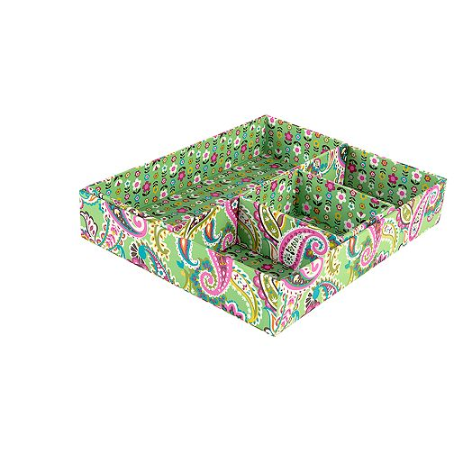 Drawer Organizer Set in Tutti Frutti
