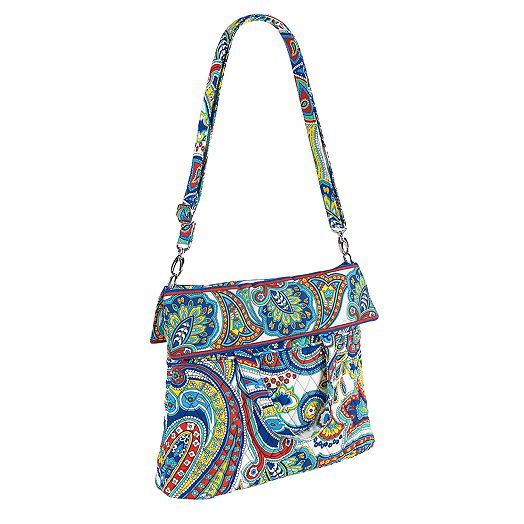 Convertible Crossbody in Marina Paisley