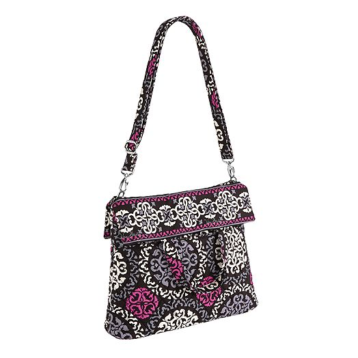 Convertible Crossbody in Canterberry Magenta