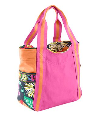 Small Colorblock Tote