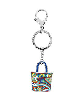 Tote Around Keychain