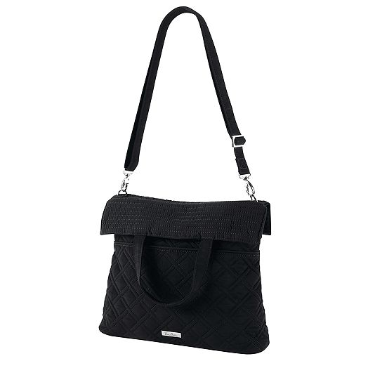Convertible Crossbody in Classic Black
