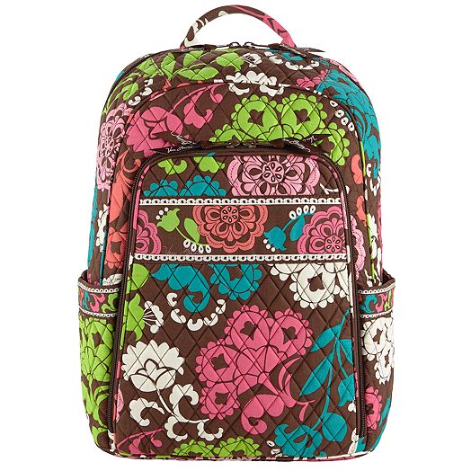 Laptop Backpack in Lola