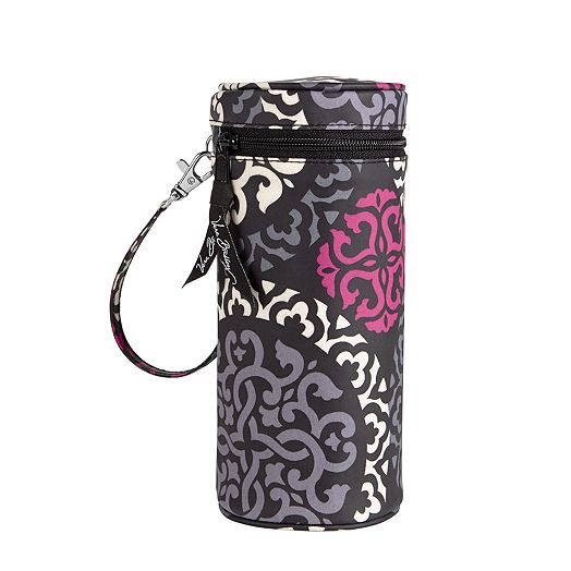 Baby Bottle Caddy in Canterberry Magenta