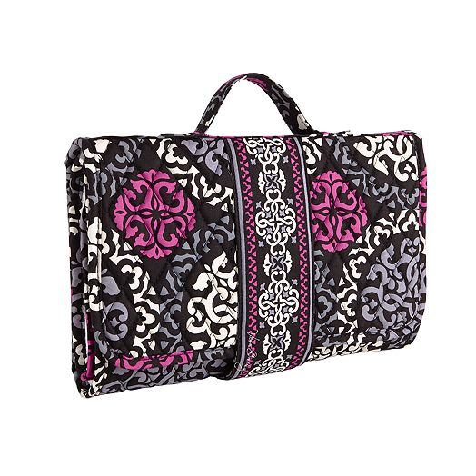 Changing Pad Clutch in Canterberry Magenta