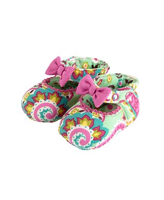 Mary Jane Soft Shoes 0-6M