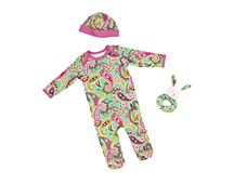 Vera Bradley Baby outfit