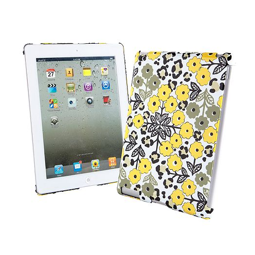 Snap On Case for iPad in Go Wild