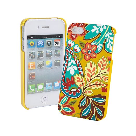 Snap On Case for iPhone 4/4S in Provencal