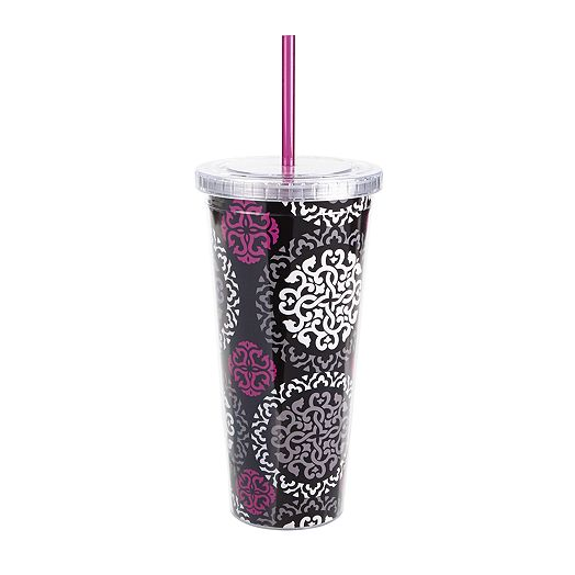 Tumbler in Canterberry Magenta