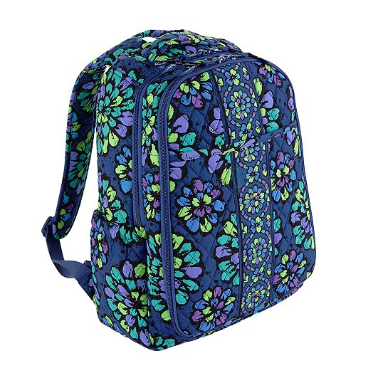 Backpack Baby Bag in Indigo Pop