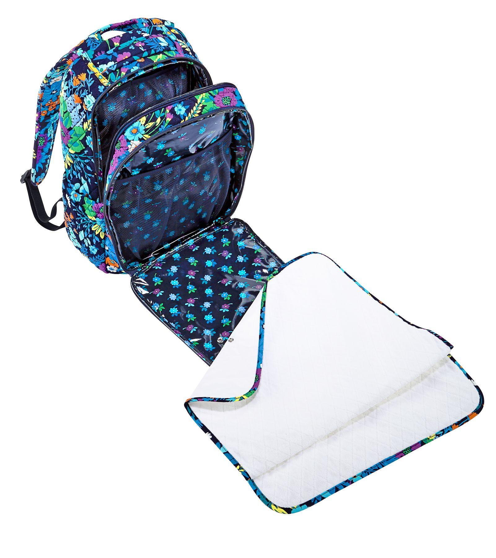 vera bradley backpack baby bag ebay. Black Bedroom Furniture Sets. Home Design Ideas